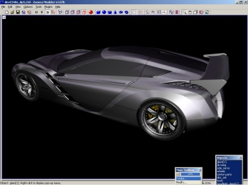 My 3D Designs, graphics and simulators