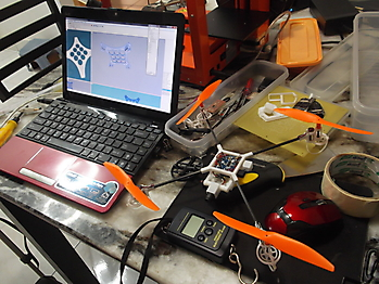 XL-RCM 6.0 EXO - Mini FPV quad frame for V929/HK Q-Bot