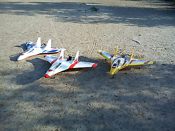 SKYARTEC Funjet / Skyfun - 875mm