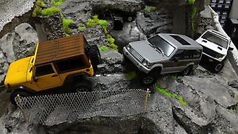 1/32  Orlandoo Pajero OH32A02 4WD Crawler