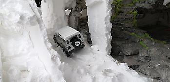 1/32 Orlandoo Defender 110 OH32A03 4WD Crawler
