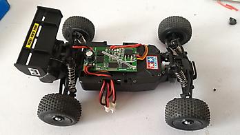 1/32 ERGOFLY LT832B micro buggy ..a LOSI Micro-T clone