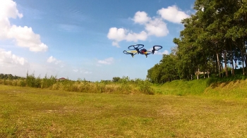 Lishitoys L6052 6-axis quadcopter