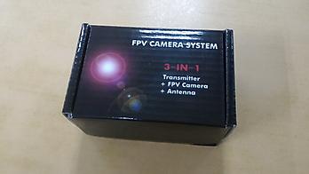 AKK EIO FPV camera with on board DVR