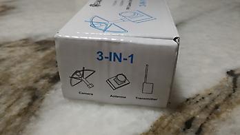 EACHINE TX01 All-in-one mini FPV camera