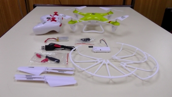 HT F801C Quadcopter