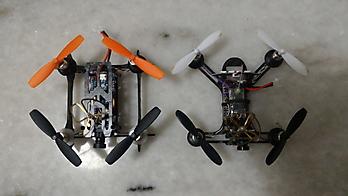 JJPRO-T2 micro FPV racing drone - 85mm