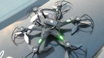 LiDi RC L6F - FPV Hexacopter