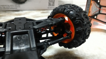 SUBOTECH BG1511C Brave 1:22 4WD Off-road truck
