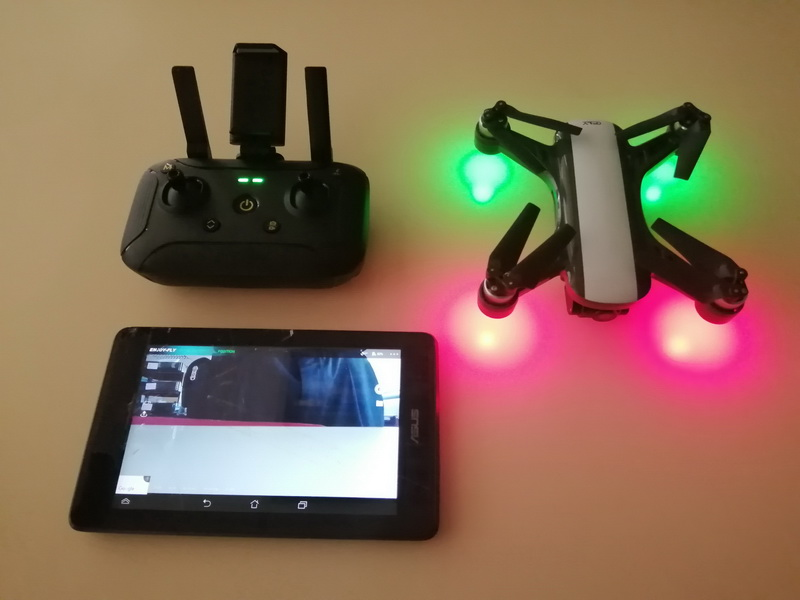 cfly dream drone 114