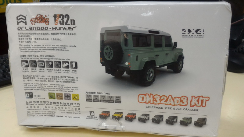 oh32a03 defender 80