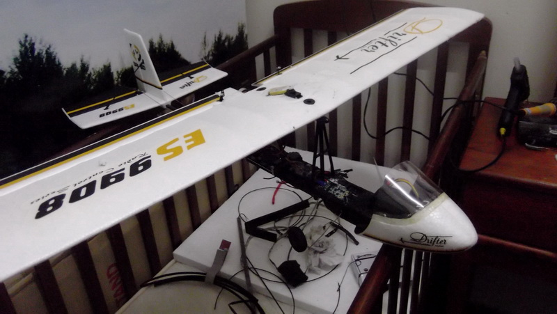 uav drifter ultralight 39