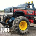Nostalgia review: TAMIYA - BLACKFOOT 1980's monster truck
