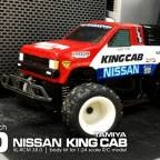 XL-RCM 38.0: TAMIYA NISSAN KING CAB 1:24 scale kit for WL-Toys A212